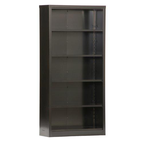 Sandusky Lee bq10351352–05Dove Grau Stahl Pulverbeschichtung Snapit Bücherregal mit 3verstellbaren Böden, 72