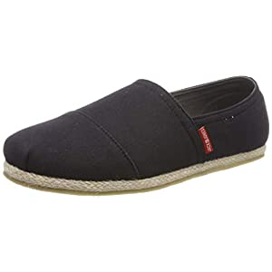 JACK & JONES Herren Jfwespadrille Canvas Ss Anthracite Espadrilles