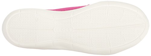 Crocs Swiftwater Flat W, Ballerine Donna Viola (Vibrant Violet/White)