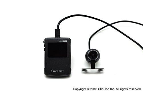 Cliff-Top ® Full HD 1080p 150° amplio impermeable motocicleta Mini cámara de...