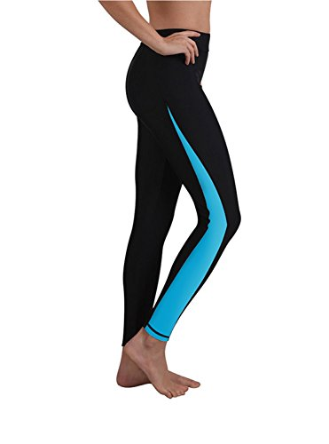 Women's Surfing Leggings Swimming Tights SWISSWELL