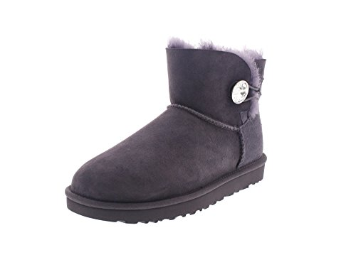 UGG Chaussures - MINI BAILEY BUTTON BLING 1016554 - nightfall