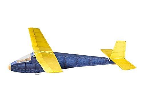 Osprey Balsaholz Glider Flugzeug Kit von Vintage Modell Co Spannweite 505mm (Flugzeuge Vintage Spielzeug)