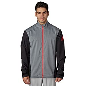 adidas Climaproof Heathered Rain Golf-Jacke