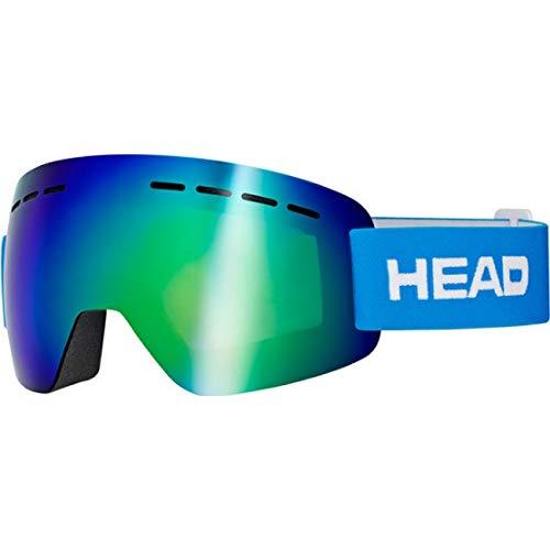 HEAD Solar FMR Skibrille, Blue, L
