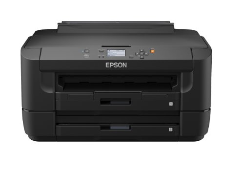 Epson WorkForce WF-7110DTW A3 Duplex Business Printer with Front-loading Tray, Wi-Fi, Ethernet...