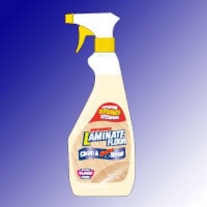 Stikatak Laminate Floor Clean Spray Laminate Flooring Shine Spray 500ml