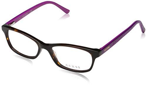Guess Unisex-Erwachsene GU9171 052 48 Brillengestelle, Braun (Avana Scura)