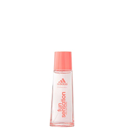 Adidas Donna Fun Sensation di Adidas - Eau de Toilette Edt - Spray 50 ml.