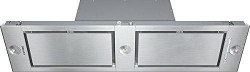 Miele DA2620EXT D 230 / 50 TLK Lüfterbaustein / 118 cm / Individuelles Küchendesign - vollintegriert in 118 cm Breite / Einzigartiger Bedienkomfort - Con@ctivity 2.0 / edelstahl