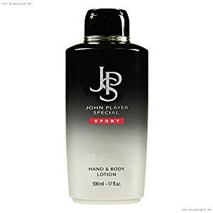 J.Player JPS Sport Man Bodylotion, 1er Pack (1 x 500 ml)