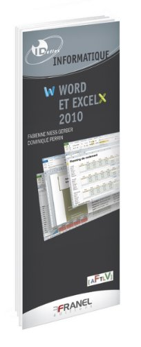Id reflex World Excel par Fabienne Niess- Gerber