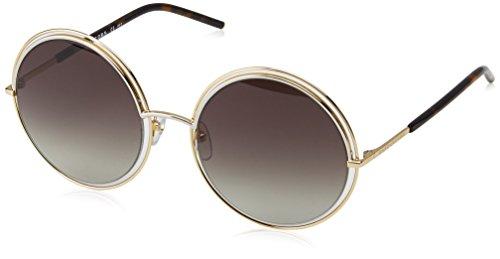 Marc Jacobs Damen MARC 11/S HA APQ 56 Sonnenbrille, Gold Dkhavna/Brwn Sf,
