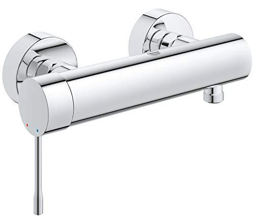 GROHE Essence | Brause- und Duschsysteme - Brausearmatur | für die Wandmontage, integrierter Rückflussverhinderer | 33636001 - Grohe Brausen