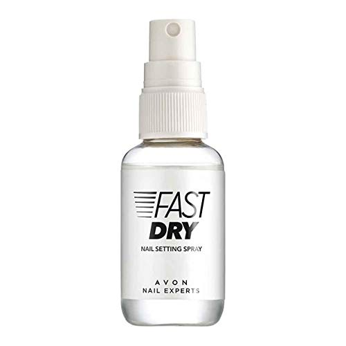 Avon Nail Experts Liquid Freeze Spray de secado rápido, 50 ml
