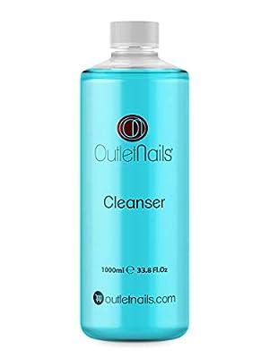 Cleaner 1000ml Azul Aroma