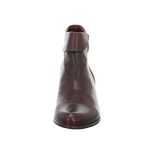 Regarde Le Ciel Stefany Stefany-FW16-03 008 Damen Stiefelette Rot (Sangria)