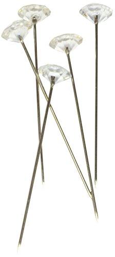 Corderie Italiane 006042686 Deko-Nadeln, Durchmesser: 8,5 x 51mm, 65 Stück