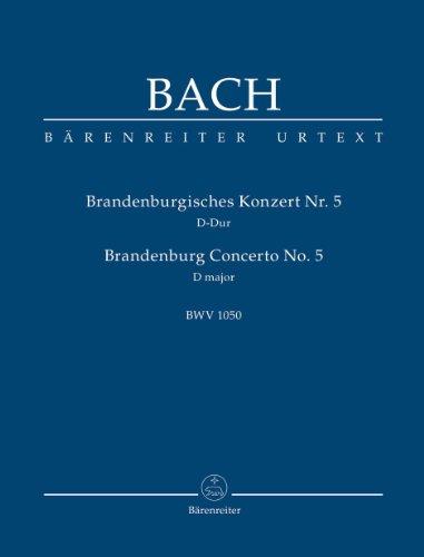Brandenburgisches Konzert D-dur BWV 1050 (Nr. 5)