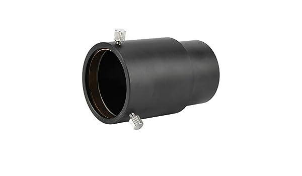 2Inch Thread Telescope Eyepieces Camera Adapter Diyeeni 60mm Metal Telescope Eyepiece Extension Tube Astronomical Telescopes Photo Adapter
