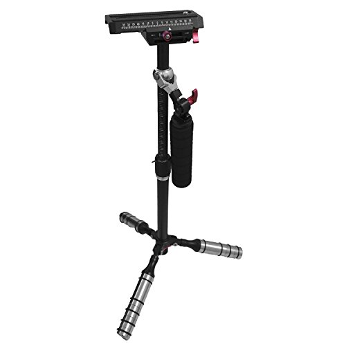 Life of Photo LF hqbf-v410 40 cm steadycam camera carbonio fibra stabilizzatrice