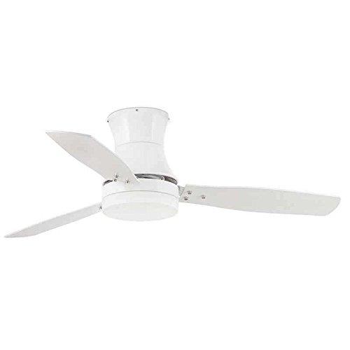 Faro 33384 - Tonsay Ventilador de techo luz Blanco 3 palas diametro...