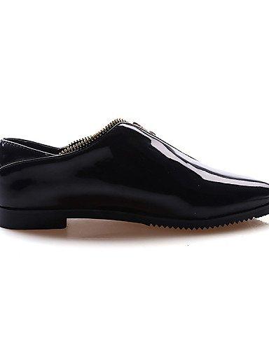 ZQ hug Scarpe Donna-Sneakers alla moda / Scarpe da ginnastica-Matrimonio / Tempo libero / Ufficio e lavoro / Formale / Casual / Sportivo / , black-us10.5 / eu42 / uk8.5 / cn43 , black-us10.5 / eu42 /  black-us8 / eu39 / uk6 / cn39