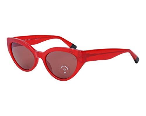 Etnia Barcelona Sonnenbrillen Carnaby RED Havana/Light Brown Shaded Damenbrillen