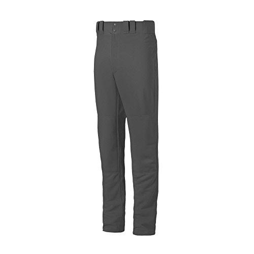 Snap-pocket-hose (Mizuno Youth Select Pro Pants, Herren Jungen Mädchen, 350389.3Y3Y.04.S, Dunkles Charcoal, S)