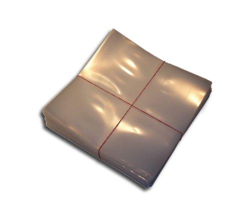 Single Schallplatten Schutzhüllen Protected (100 Stück) -