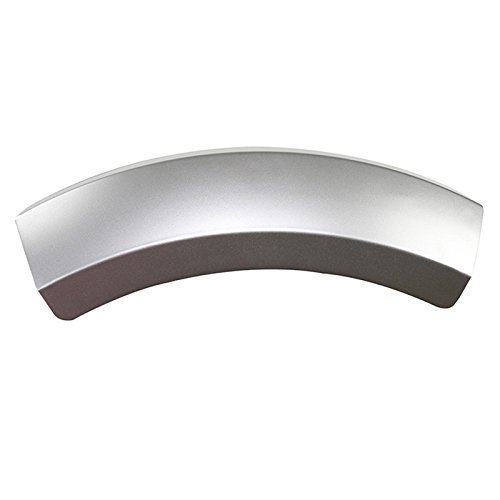 First4Spares Ersatz Türgriff für Bosch WTE, WTV & SRN Wäschetrockner - Silver