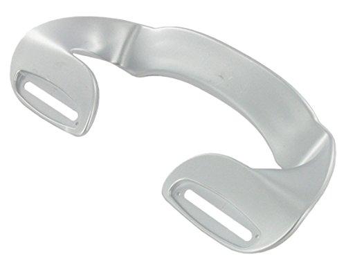 Silber Kunststoff Kühlschrank Gefrierschrank Haltegriff Kühlschrank-griff-abdeckung Silber