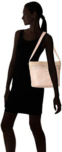 Tamaris - Khema Hobo Bag, Borse a spalla Donna Rosa (Rose Comb.)