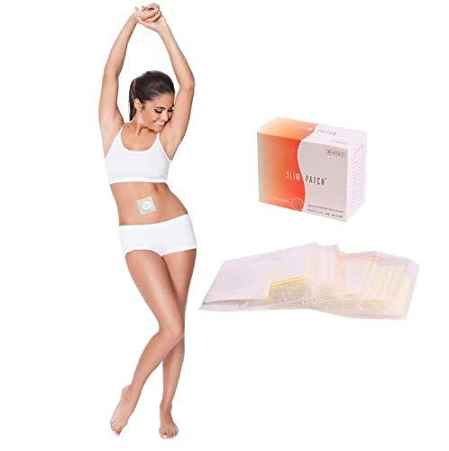 30 PCS Diät Patches Abnehmen Fettverbrennung Toxin Gewichtsabnahme Bauchpads Wonder Patch Verschlankung