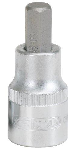 KS Tools 911.1307 - Chiave a bussola esagonale cacciavite da 1/2', maschio, 7 mm