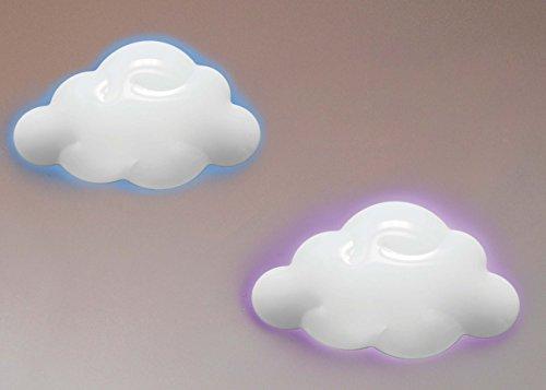 Plafoniere Per Camerette Bambini : Plafoniera nuvola lampada da parete soffitto per camera cameretta