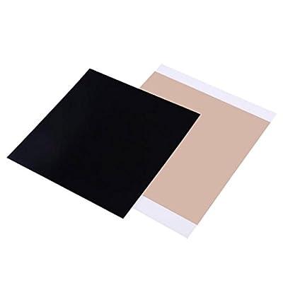 Gazechimp 300 * 300 * 0,8 PEI Blatt Mit 468MP Klebstoff Für 3D-Drucker Teile & Zubehör