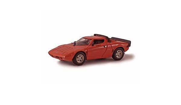 Lancia Stratos Hf Stradale 1973 In Orange 143 Scale Amazon