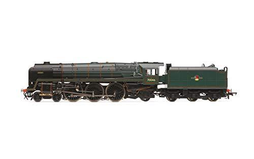Hornby R3643 BR Standard 7 Britannia Klasse 4-6-2 70046 \'ANZAC - Era 5 Loco-Steam, Multi
