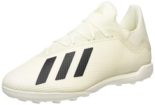 adidas X Tango 18.3 Tf, Scarpe da Calcio Uomo, Nero (Negbás/Grpudg 000), 42 2/3 EU