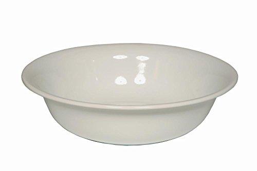 Riess lavabo, lavabo à cuvette, bol, ø 40 cm, couleur : blanc