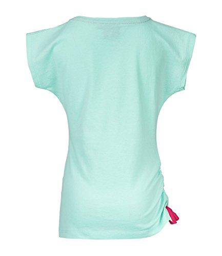 T-Shirt Trolls Ragazze Maglietta Rosa Scuro