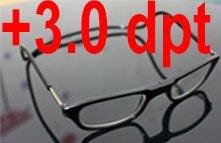 Lesebrillen Herren Damen Klassische Kunstoff Halbrandbrille Lesehilfe Federschaniere Klar Brille...