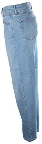 Raffaello Rossi Damen Jeans Arezzo Blau