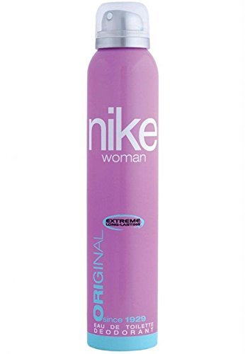 Nike Original EDT Deodorant Spray for Woman 200ml with Ayur Product in Combo  available at amazon for Rs.384