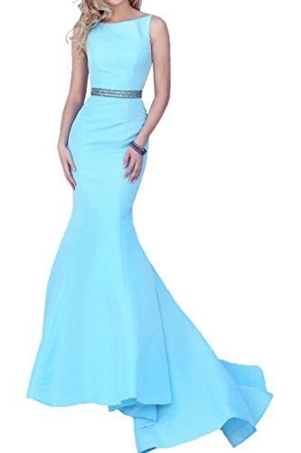 Victory Bridal - Robe - Crayon - Femme Hell Blau