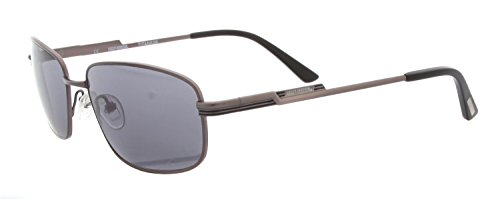 Harley Davidson Unisex Sonnenbrille SUNGLASSES HDX874 GUN-3 GENTS, Farbe: Silberfarben, Größe: One Size