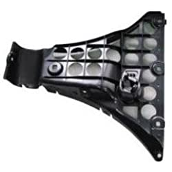 Aftermarket BM53280S - REAR BUMPER LEFT HAND SIDE BRACKET