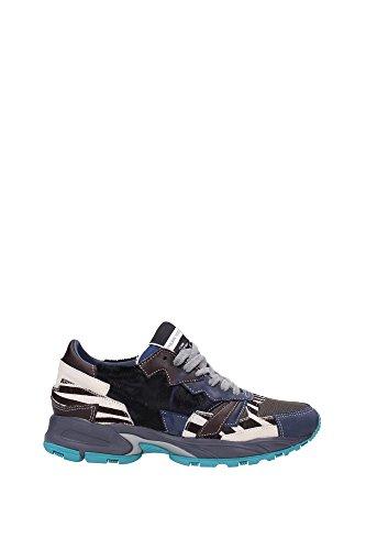 TELDPP01 Philippe Model Sneakers Femme Cuir Noir Noir