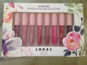LORAC ALTER EGO GORGEOUS GLOSS COLLECTION Ego-collection